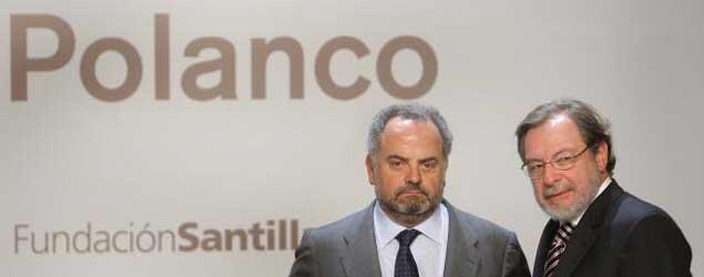 """Polanco alardea de """"buenos resultados para PRISA"""" a pesar de la crisis y de los rejonazos de Zapatero"""