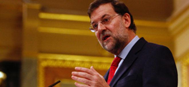 """Rajoy: """"Nadie podrá probar que Bárcenas y Galeote no son inocentes"""""""