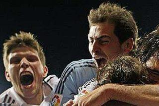Higuaín da un triunfo épico y casi agónico al Real Madrid