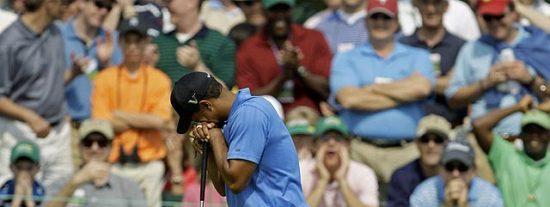 Tiger pincha y el Niño se desinfla en el Masters de Augusta