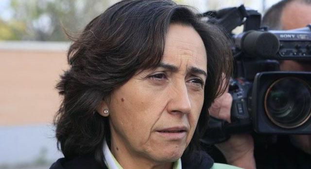 Izquierda Unida expulsa a Rosa Aguilar