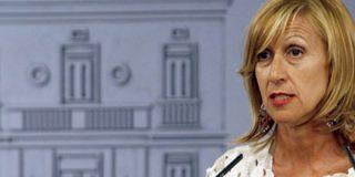 """Rosa Díez: """"Hay que ser del PP, del PSOE o de ETA para abrir un informativo"""""""