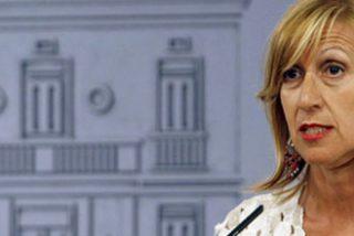"""Rosa Díez pide la """"dimisión"""" del TC por la Ley del catalán"""