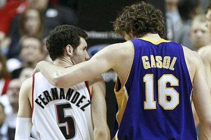 Rudy y Sergio alejan a los Lakers de la mejor marca de la Liga