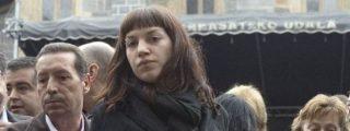 Sandra Carrasco, a la alcadesa de Mondragón: