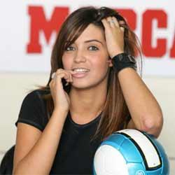 Telecinco ficha a Sara Carbonero