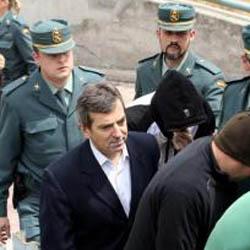 El 'sheriff' de Coslada, en libertad bajo fianza de 9.000 euros