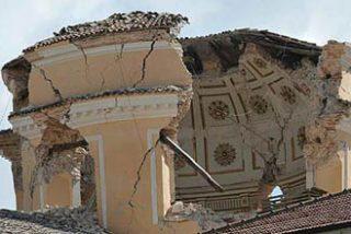 Una réplica de magnitud 4,8 sacude de nuevo la región de Los Abruzos