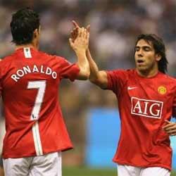 'The Times' ve a Tévez y Cristiano Ronaldo en el Real Madrid la próxima temporada