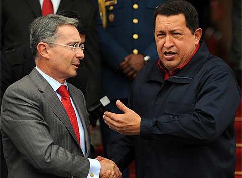 """Hugo Chávez: """"No soy un aliado de las FARC, pero tampoco su enemigo"""""""
