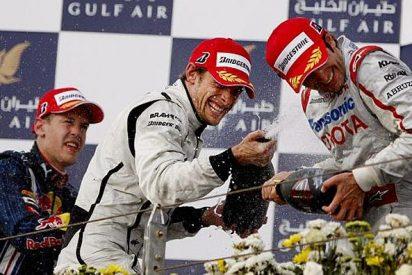 Alonso, un punto y gracias