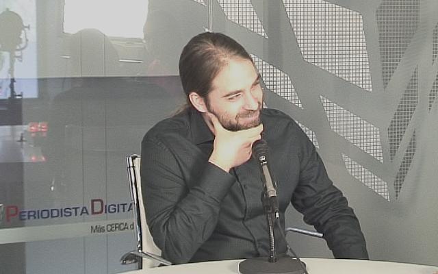 """Víctor Bárcena: """"La industria del cine en España es cosa de unos pocos nombres"""""""