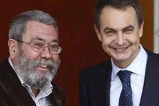 Cándido Méndez, el de la semana laboral de cuatro días, renueva al frente de la UGT