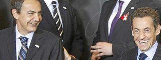 Sarkozy: 'Puede que Zapatero no sea muy listo…'