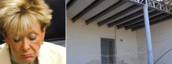 """Los vecinos sobre la casa que De la Vega utilizó para su voto-fraude: """"Nunca ha vivido aquí"""""""