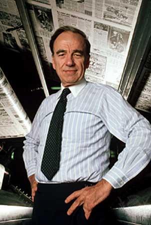 Murdoch quiere imponer otra vez el cobro por acceder a sus diarios digitales