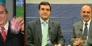 """Ridao y Anasagasti se cachondean en RTVE del pitido al himno: """"Es algo normal en democracia"""""""