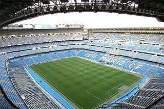 La Policía registra el Bernabéu en busca de la herencia de Calderón