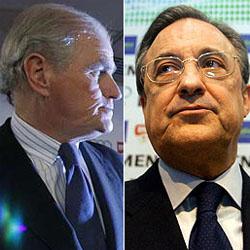 ¿El Director General del grupo de Florentino es primo del juez que ha empapelado a Calderón?