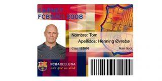 Los cinco penaltis que hizo el Barça y el carnet de socio del árbitro