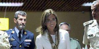 La torpe imprudencia de la ministra Chacón