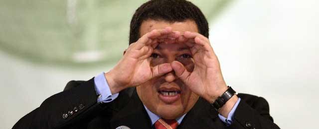 Hugo Chávez culpa a la CIA de la crisis en Irán