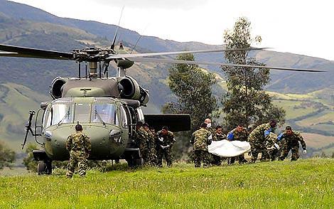 Los narcoterroristas de las FARC asesinan a siete soldados colombainos
