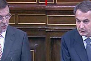 """Rajoy ironiza sobre ZP: """"¿No estoy siendo injusto con este hombre que es una bendición para España?"""""""