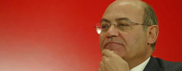 """Un micrófono traiciona a Díaz Ferrán: """"El problema que tenemos son los años de Zapatero"""""""