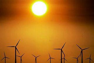 El coste del recibo de la luz se multiplicaría por diez usando sólo energía verde