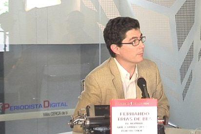 """Fernando Trías de Bes: """"El Banco de España no intervino porque es impopular frenar las burbujas"""""""