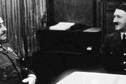 La Audiencia Nacional se entretiene ahora investigando la relación de Franco con los nazis