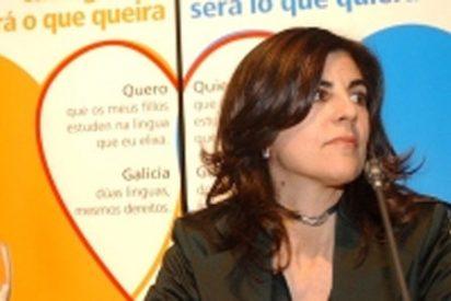 El juego nacionalista que incita a disparar contra la defensora del bilingüismo en Galicia