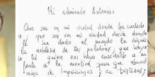 Grafología de un acomplejado: la letra de Zapatero