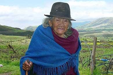 Muere Tránsito Amaguaña, centenaria líder indígena de Ecuador