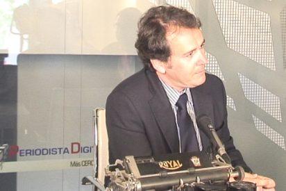 """José Antonio Ruiz: """"La TDT es un invento para que Sebastián apriete el botón y se haga la foto"""""""