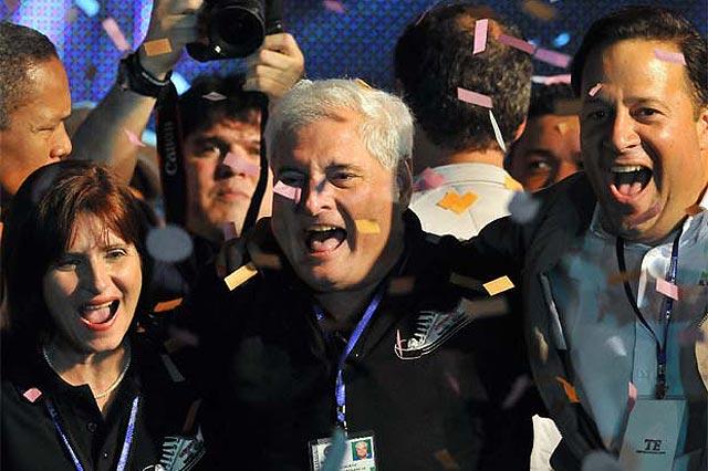 La derecha gana las presidenciales panameñas