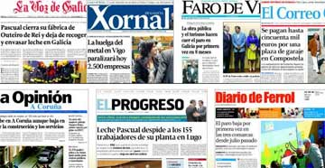 """Xurxo Salgado: """"Las ayudas públicas son el método para dominar a los medios en Galicia"""""""