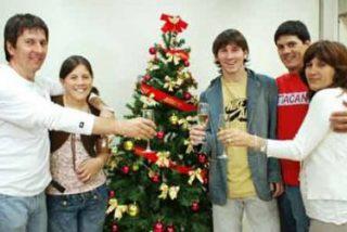 """Messi: """"Mi hermanita volvió a Argentina porque en la escuela le hablaban catalán y lloraba"""""""