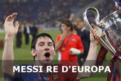 La prensa mundial exalta al Barça, a Messi y a Guardiola