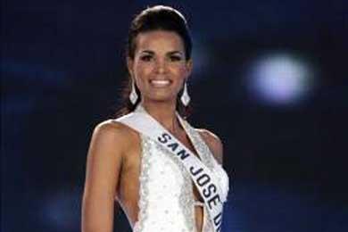 Una contable de 23 años gana el concurso Miss República Dominicana