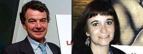 El último abrazo de Rosa Montero a Pablo Lizcano en El País