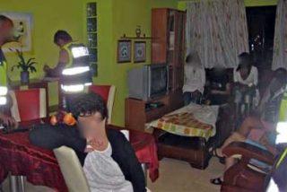 Dos mujeres detenidas por prostituir a 600 extrajeras en un club de Gran Canaria