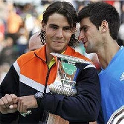 Los cenizos de TVE cortan la verdadera guasa del partido Nadal-Djokovic