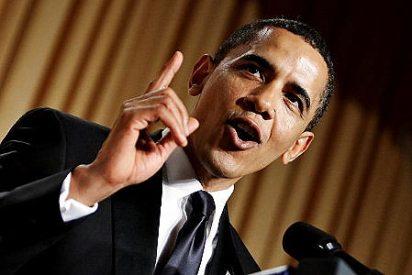 """Obama y los """"piratas con gancho y ojo tapado"""""""