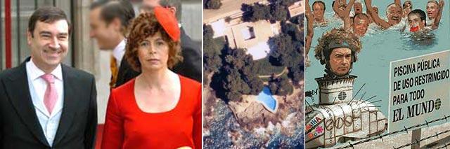 La Audiencia Nacional deja a Pedrojota Ramírez sin piscina