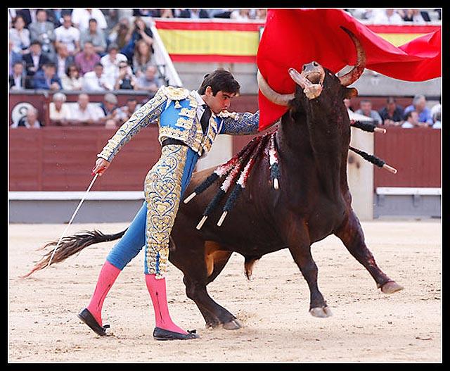 Feria de San Isidro: El Juli, El Cid y Perera decepcionan