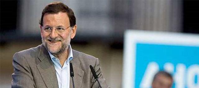 """Rajoy: """"El Gobierno es un secante de brotes verdes"""""""