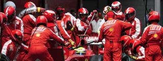 Otro ridículo de Ferrari: ¿Y si le hubiera pasado a Alonso?