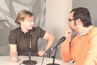 """Rosa García Caro: """"En la vida de todo periodista tiene que haber la cobertura de una guerra"""""""